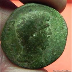Aélius sesterce RIC 10576 -1064  CONCORDIA