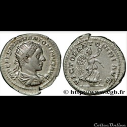 monnaie antique romaine elagabal marcus aurelius antoninus