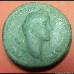 Antonin le Pieux  COS  III