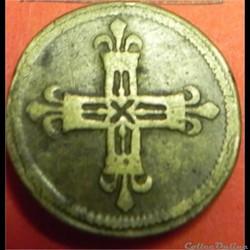 Poids monétaire VII:XII