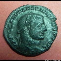Galerius  Héraclée, RIC 48A