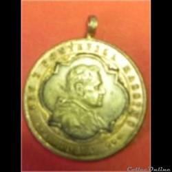 médailles religieuses anciennes
