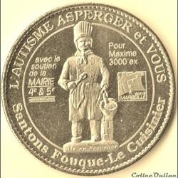 L'AUTISME ASPERGER ET VOUS - SANTONS FOUQUE - LE CUISINIER - 2010