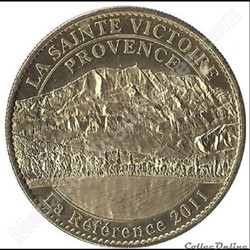 PROVENCE - LA SAINTE VICTOIRE - 2011