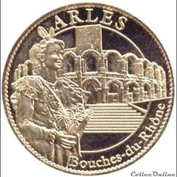 BOUCHES DU RHONE - ARLES - 2010
