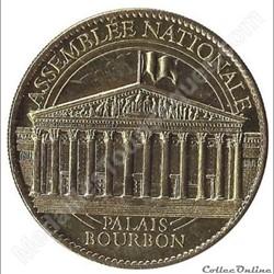 PARIS - ASSEMBLEE NATIONALE - PALAIS BOU...