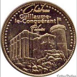FALAISE - CHATEAU DE GUILLAUME LE CONQUERANT - 2010