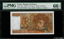 F.63 10 francs Berlioz type 1972