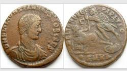 CONSTANTIUS GALLUS Centenionalis RIC-VII...