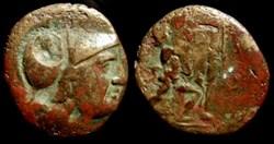 ANTIGONOS GONATAS, King of Macedonia AE ...
