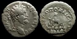 SEPTIMIUS SEVERUS AR Drachm