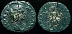 JULIA DOMNA Limes Denarius