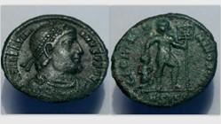 VALENTINIAN I AE3, RIC 5a, Gloria Romano...
