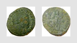 LICINIUS I AE Follis RIC VI 230a, Jupite...