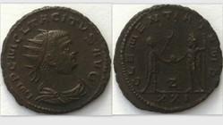 TACITUS Antoninianus RIC RIC 210, Z, Jup...