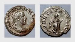TREBONIANUS GALLUS Antoninianus, RIC 70,...
