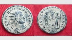 MAXIMIANUS Antoninianus, RIC VI 621, CON...