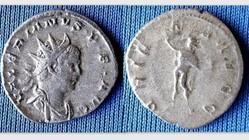 VALERIAN I Antoninianus, RIC 13, Oriens