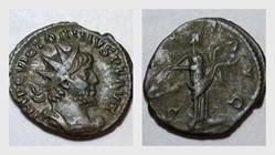 VICTORINUS Antoninianus RIC 67, Salus