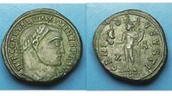 MAXIMINUS II DAIA AE Follis RIC VI 149b....