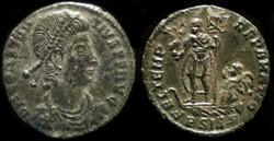 CONSTANTIUS II, AE3