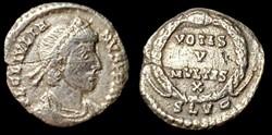 JULIAN II Siliqua