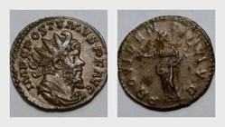 POSTUMUS Antoninianus, RIC 323, Providen...