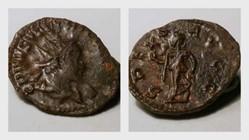 TETRICUS II Antoninianus RIC 270, Spes