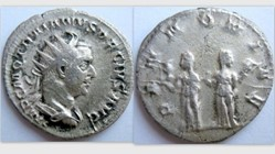 TRAJAN DECIUS Antoninianus, RIC-IV_iii,2...
