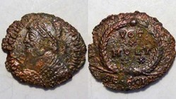 JULIAN II AE3, RIC 106, Vota