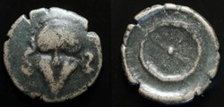 THRACE Mesembria AE-14