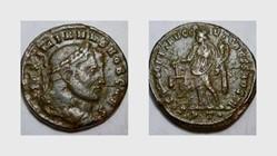 GALERIUS Follis, RIC 46b, Moneta