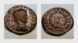 CONSTANTINE II AE3 Follis RIC VII 255, V...