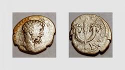 SEPTIMIUS SEVERUS Denarius, RIC 374a, Cr...