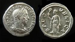 SEVERUS ALEXANDER Denarius, RIC IV 254, ...