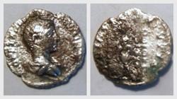 DIADUMENIAN Denarius RIC 102, Prince