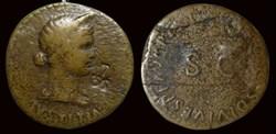LIVIA AE Dupondius