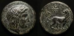 IONIA, MILETOS AE17