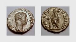 SEVERUS ALEXANDER Denarius, RIC 70, Sacr...