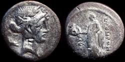 Q. POMPONIUS MUSA ROMAN REPUBLIC; GENS P...
