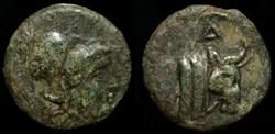 PERGAMON MYSIA  AE15