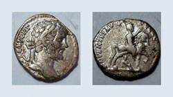 SEPTIMIUS SEVERUS Denarius, RIC 74, Seve...