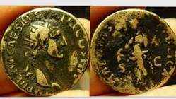 NERVA Dupondius RIC 87, Liberty