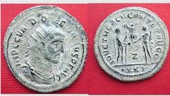 DIOCLETIAN Antoninianus RIC V Part II 32...