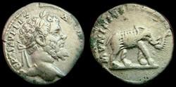 SEPTIMIUS SEVERUS AR Denarius