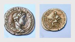 SEVERUS ALEXANDER Denarius, RIC 32, Salu...