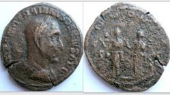 TRAJAN DECIUS Sestertius, RIC-IV_iii, 12...