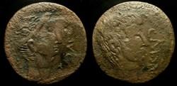 AUGUSTUS (OCTAVIAN) AE Dupondius