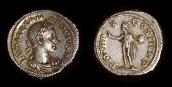 SEVERUS ALEXANDER Denarius, RIC IVii 109...