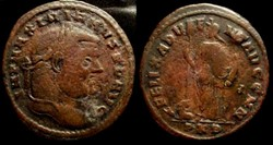 MAXIMIANUS AE Antoninianus